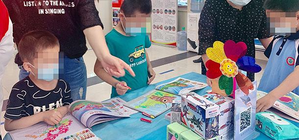 """六一儿童节快乐!这个儿童节一起争做""""远大小画家""""! 作品评选活动同步进行中!"""